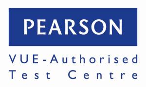 Pearson VUE Authorized Test Center logo_UK
