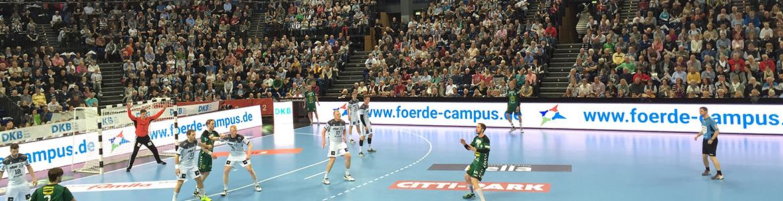 Förde Campus trifft THW Kiel: Sport- und Weiterbildung