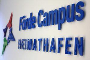 Förde Campus GmbH | Heimathafen | Empfangsbereich | Weiterbildung Kiel