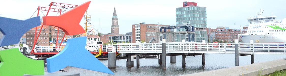 Förde Campus Kiel | Unternehmen Rathaus und Stena Line | Weiterbildung Schleswig-Holstein