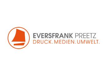 Referenz Eversfrank Preetz - Frank Druck GmbH & Co. KG | Referenzen und Feedback | Förde Campus GmbH | Weiterbildung Kiel
